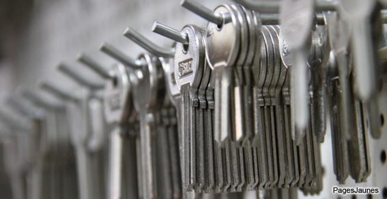 reproduction clés protegees serrurier paris