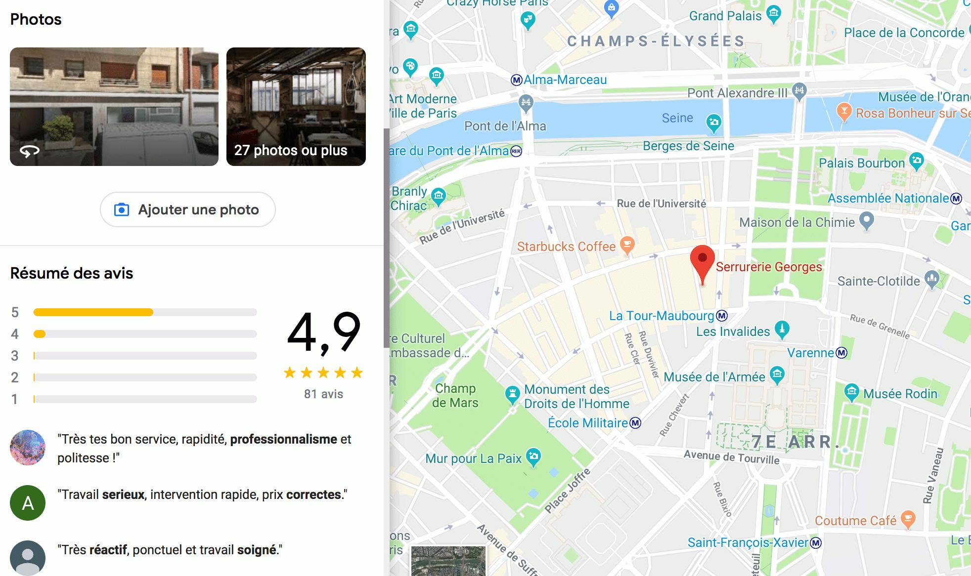 serrurier parisien attention arnaques